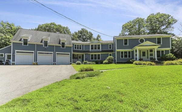 188 Brook St, Plympton, MA 02367 now has a new price of $649,000!