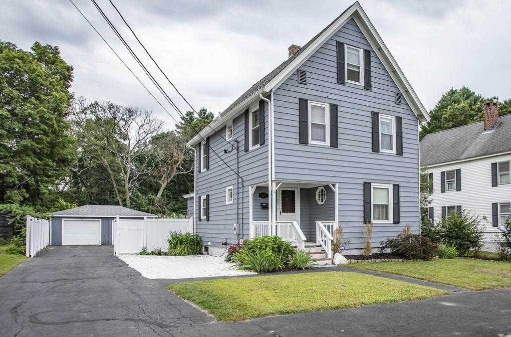 30 Orchard St, Taunton, MA 02780 is now new to the market!