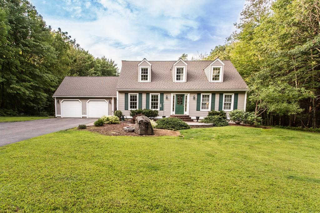 50 Barnes Rd, North Brookfield, MA 01535 is now new to the market!