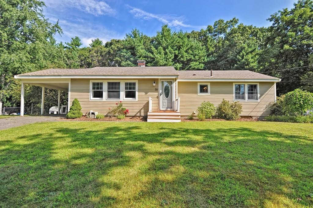 26 Hiram Road, Framingham, MA 01701 is now new to the market!