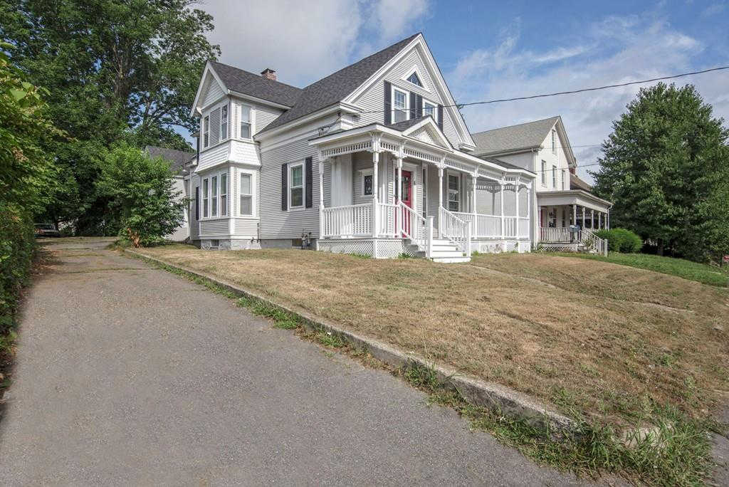 6 Spring St, Taunton, MA 02780 is now new to the market!