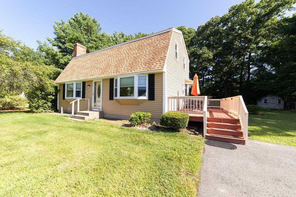 11 Sunrise Ave, Grafton, MA 01519 is now new to the market!