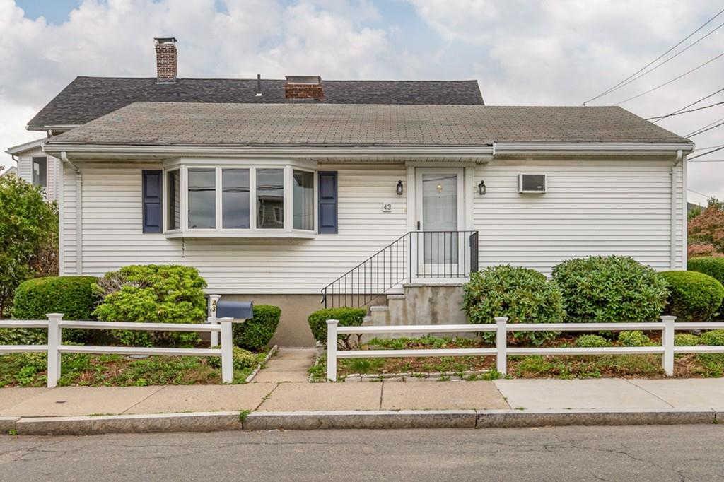 Another Property Sold - 43 Preston Street, Everett, MA 02149