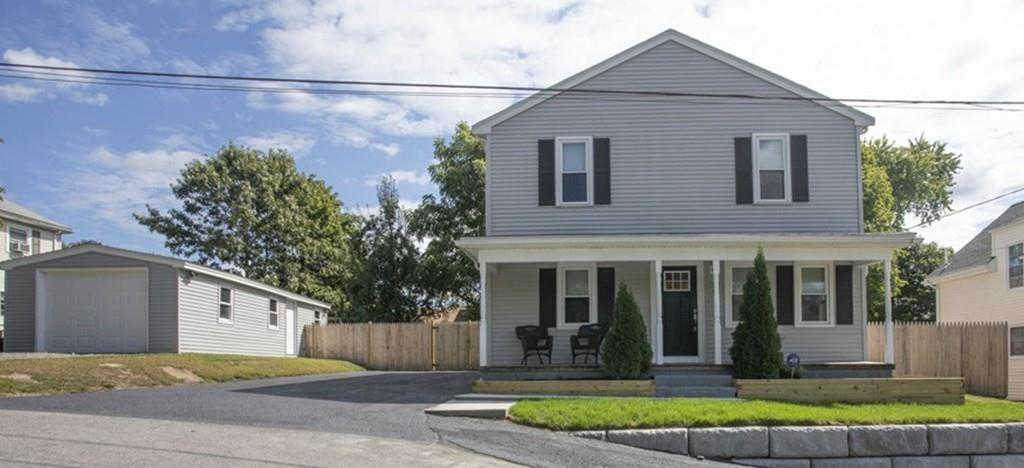 4 Clarendon St, Taunton, MA 02780 is now new to the market!