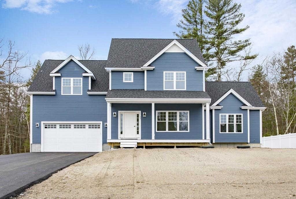 53 Waterford Circle--under Const., Dighton, MA 02715 is now new to the market!