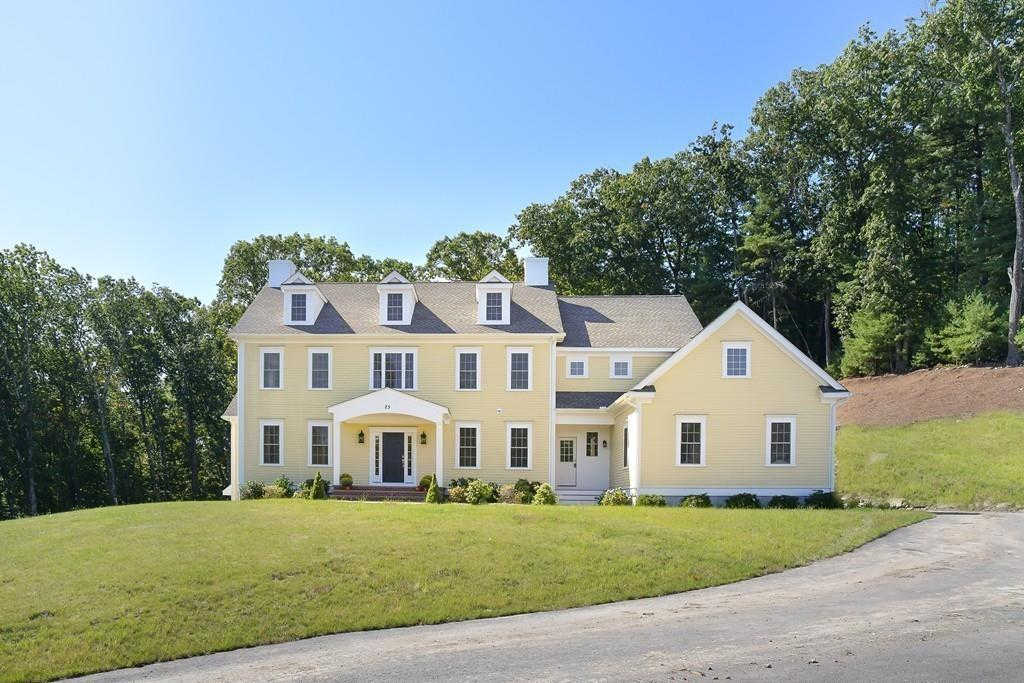 Lot 26 Old Stone Circle, Bolton, MA 01740 is now new to the market!