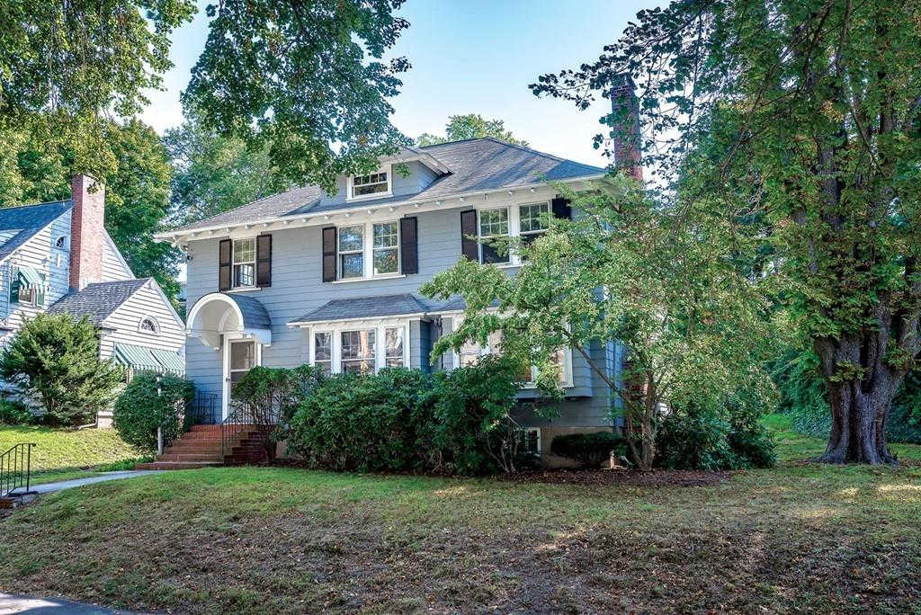 Another Property Sold - 30 Burr Rd, Newton, MA 02459