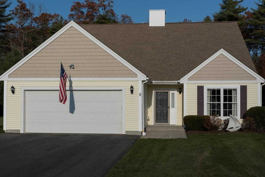 5 Clubhouse Circle, Raynham, MA 02767 now has a new price of $499,900!