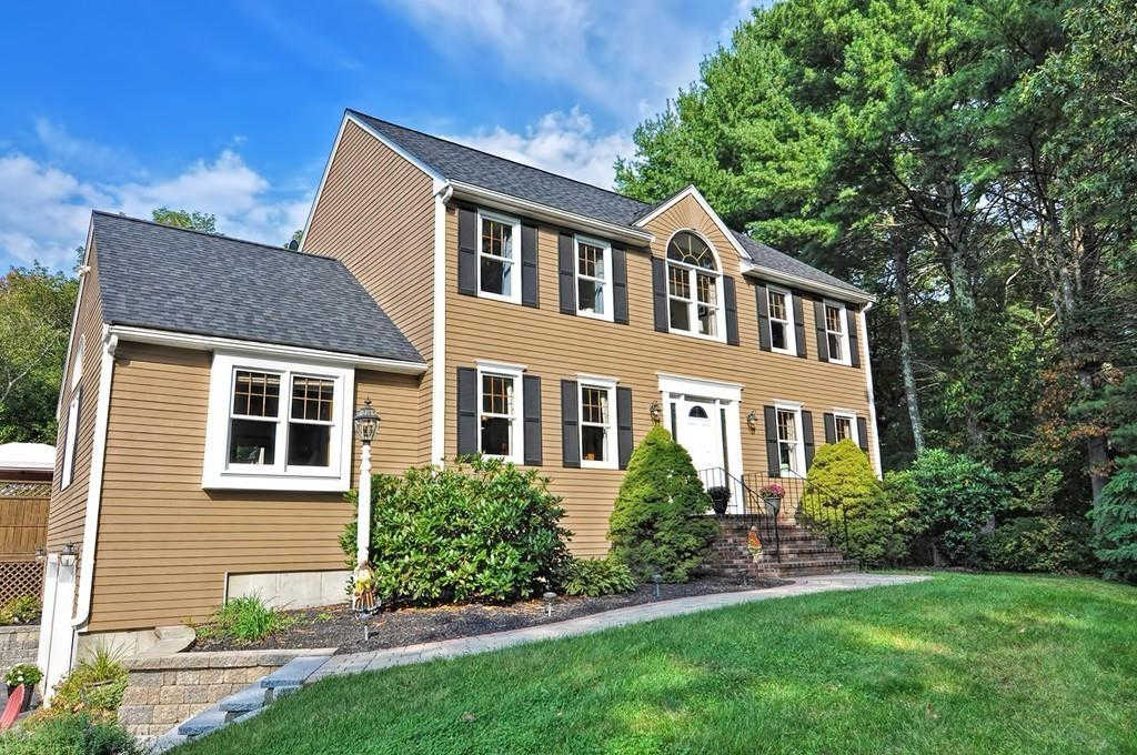 15 Eileen Rd, Norton, MA 02766 is now new to the market!