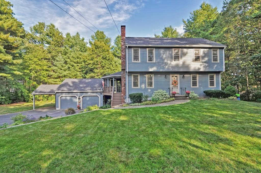 150 Myrtle St, Wrentham, MA 02093 is now new to the market!