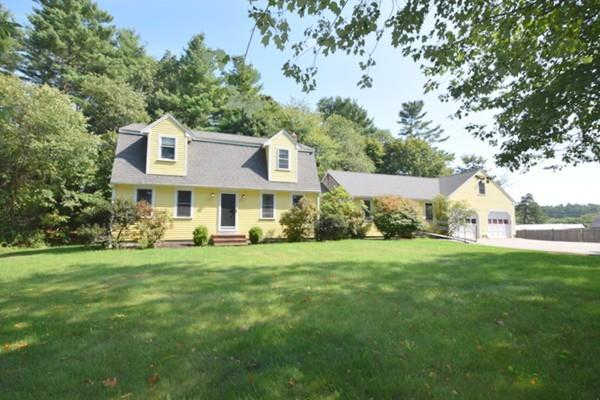 195 Summer St, Kingston, MA 02364 now has a new price of $549,900!