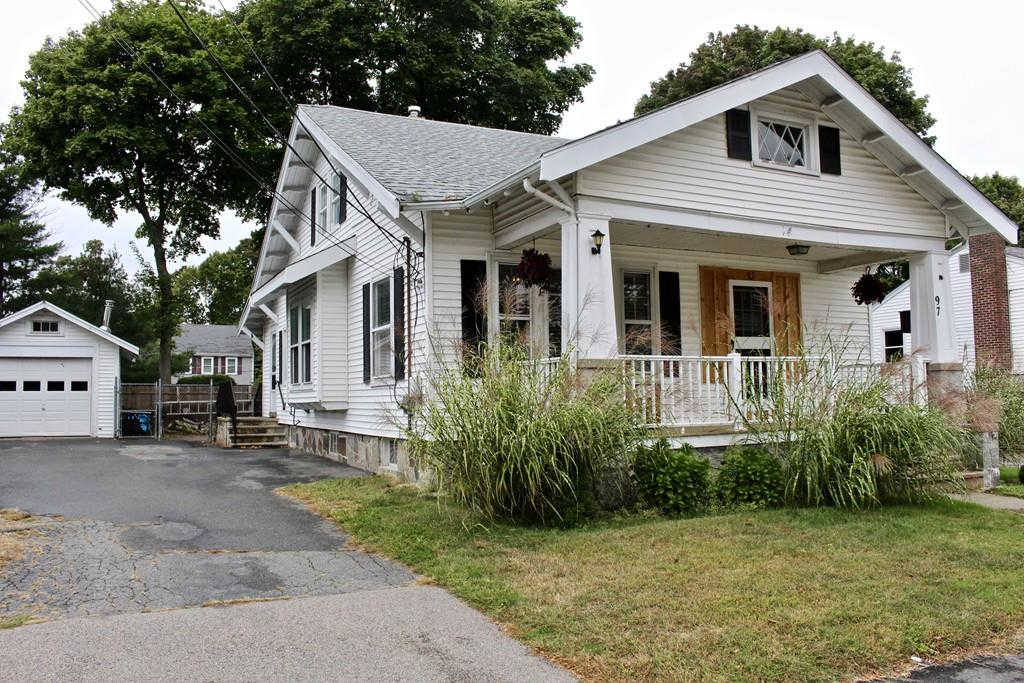 97 Kenelworth Ave, Brockton, MA 02301 is now new to the market!