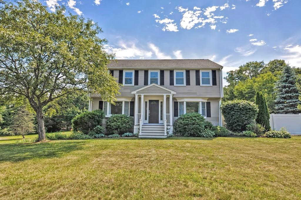 9 Angela Dr, Foxboro, MA 02035 is now new to the market!
