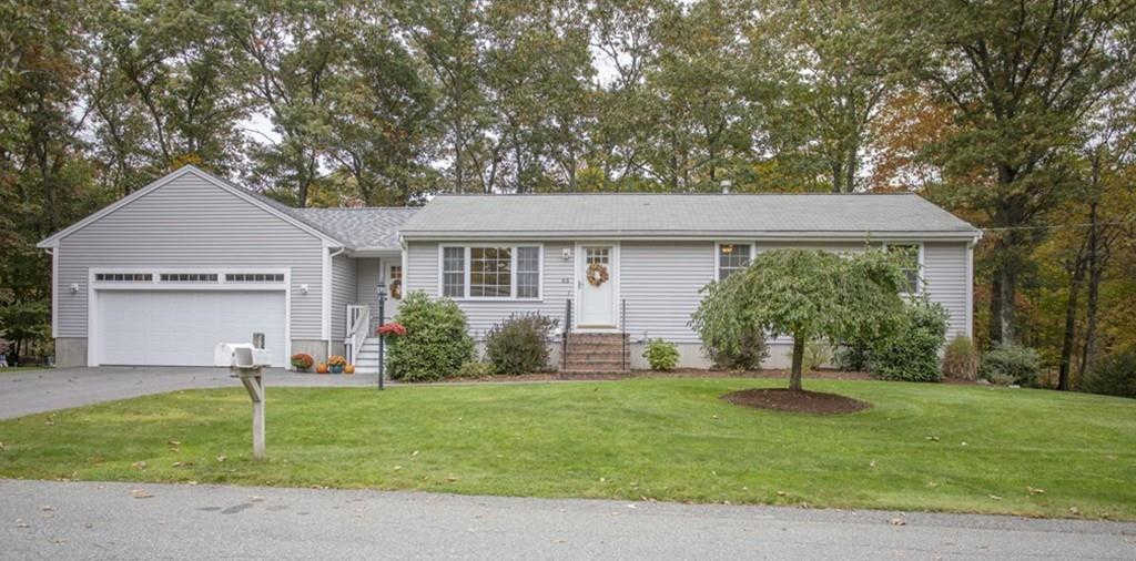 65 Edwards Ave, Taunton, MA 02780 is now new to the market!