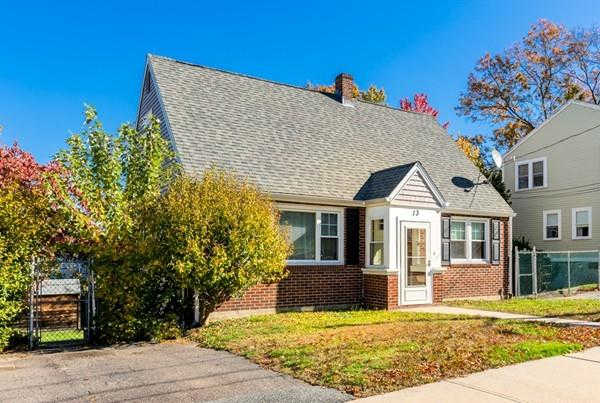 Another Property Sold - 13 Jefferson Ave, Everett, MA 02149