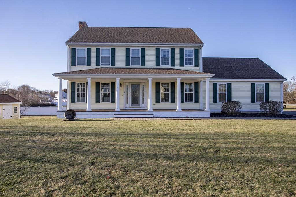 741 Council Oak Way, Dighton, MA 02715 now has a new price of $459,900!
