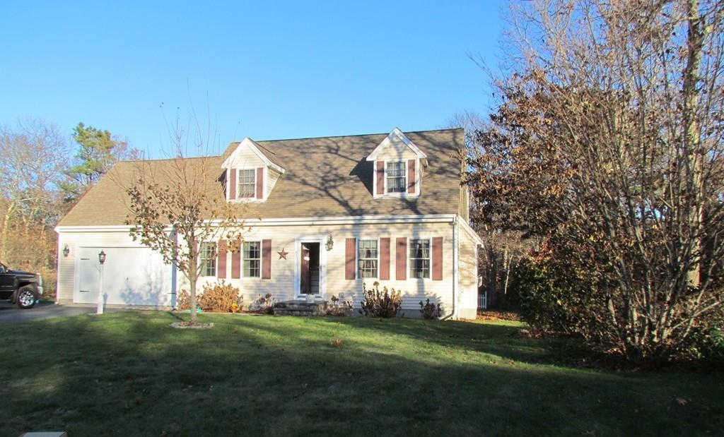 61 Fox Hill Rd, Mashpee, MA 02649 is now new to the market!