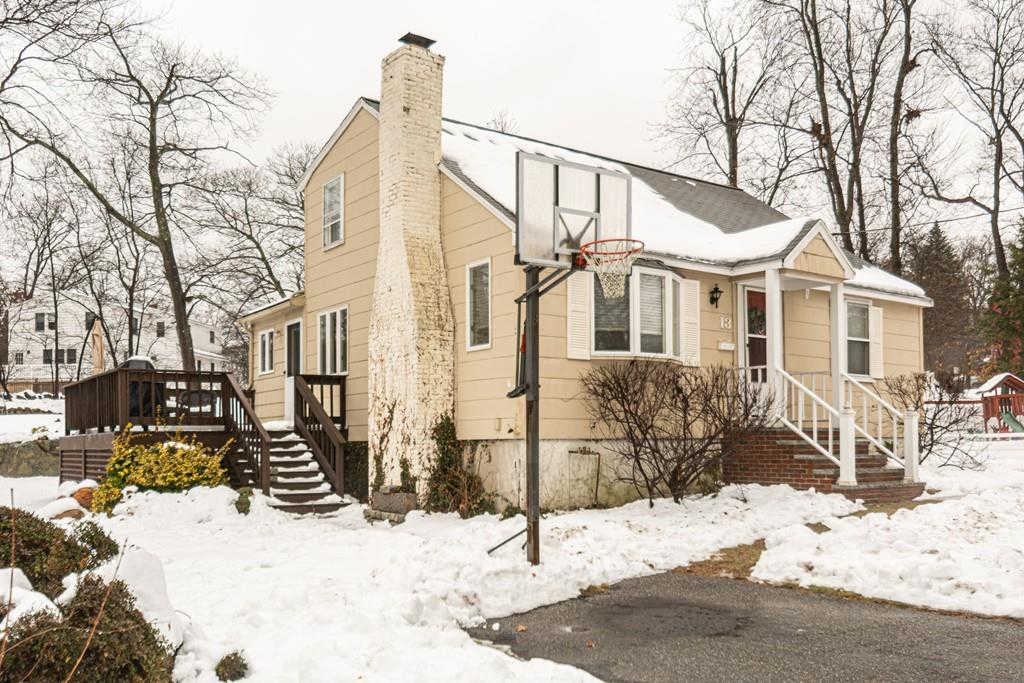 Another Property Sold - 13 Tennyson Road, Reading, MA 01867