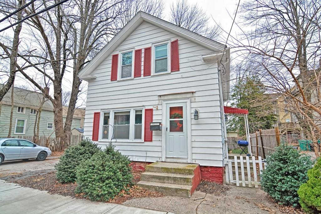 5 Hodges St, Attleboro, MA 02703 is now new to the market!