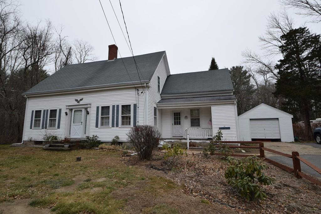40 Lake St, Plympton, MA 02367 now has a new price of $279,900!