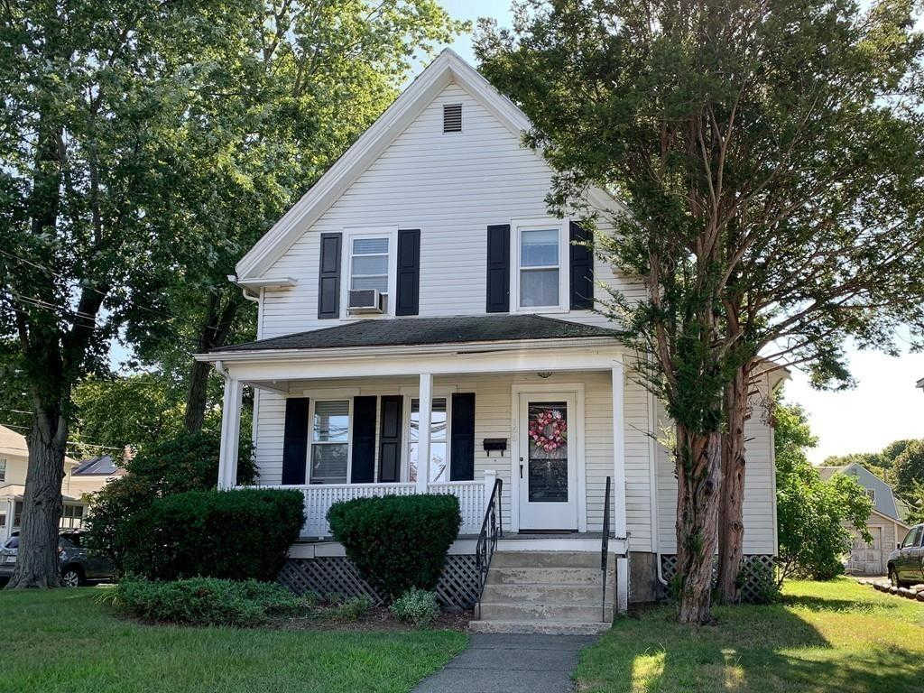 165 Grant St, Framingham, MA 01702 is now new to the market!