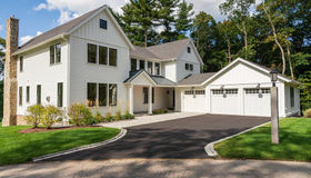 5 Stone Ridge Lane, Weston, MA 02493
