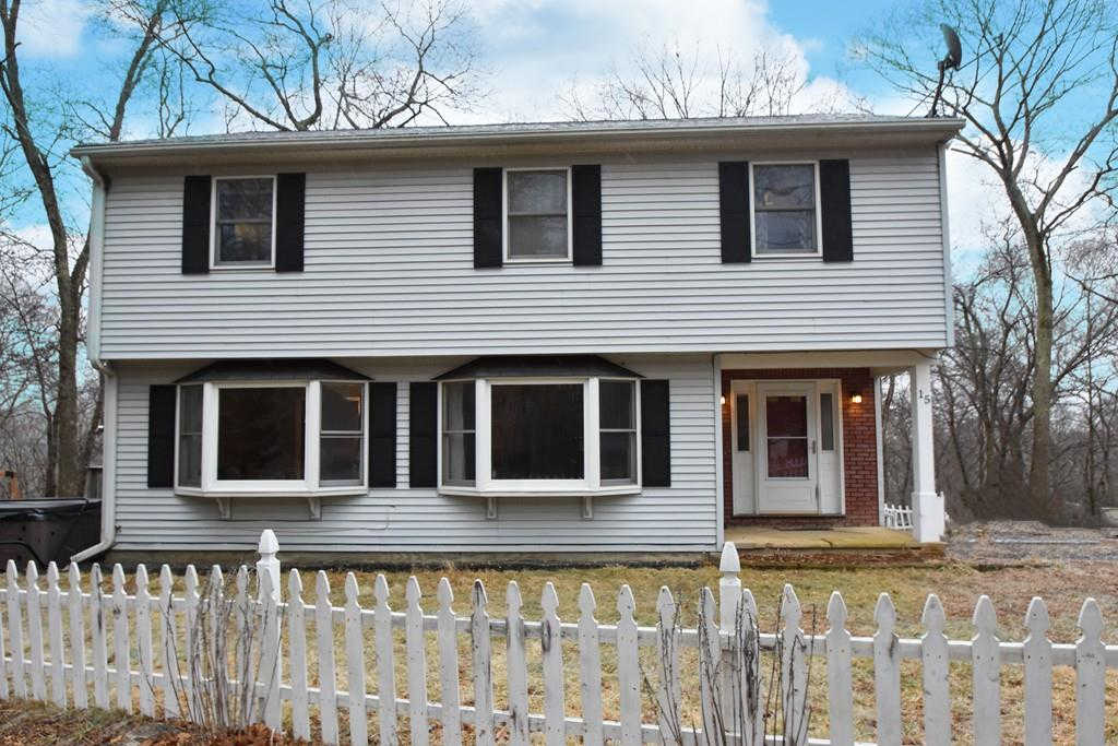Another Property Sold - 15 Cherokee Rd, Holland, MA 01521