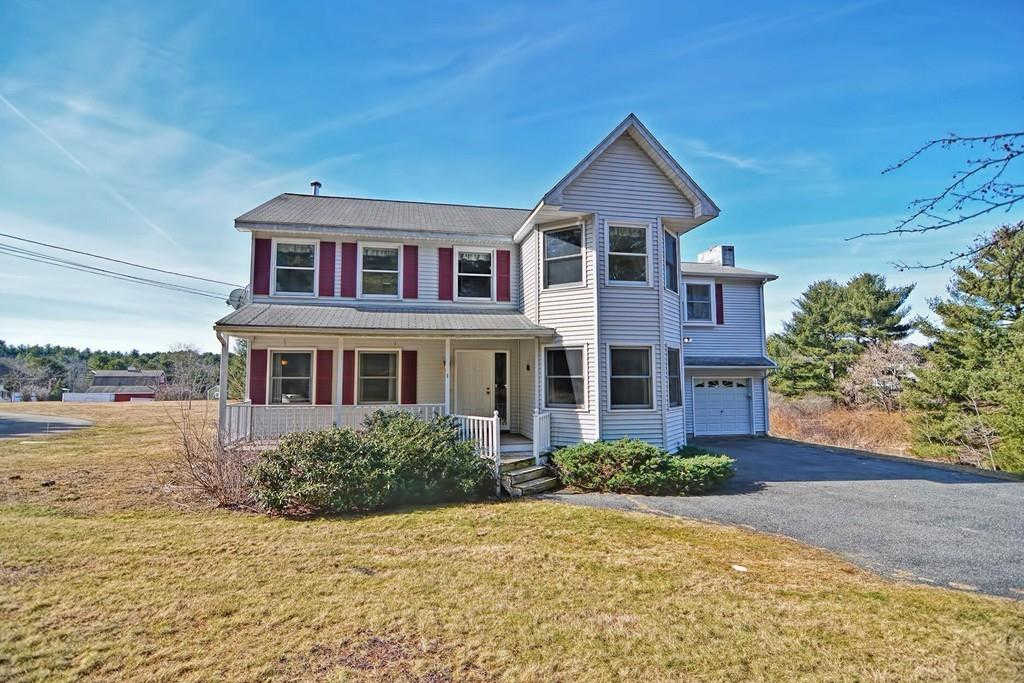 1 South St, Upton, MA 01568 is now new to the market!