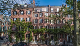 17 Louisburg Square, Boston, MA 02108