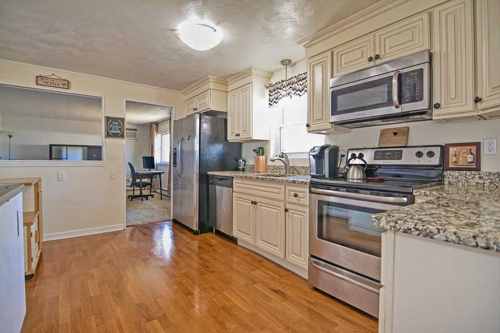 55 Abington Ave, Holbrook, MA 02343 is now new to the market!