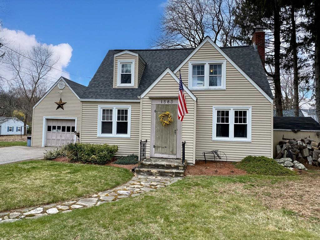 1583 Providence Rd, Northbridge, MA 01588 is now new to the market!