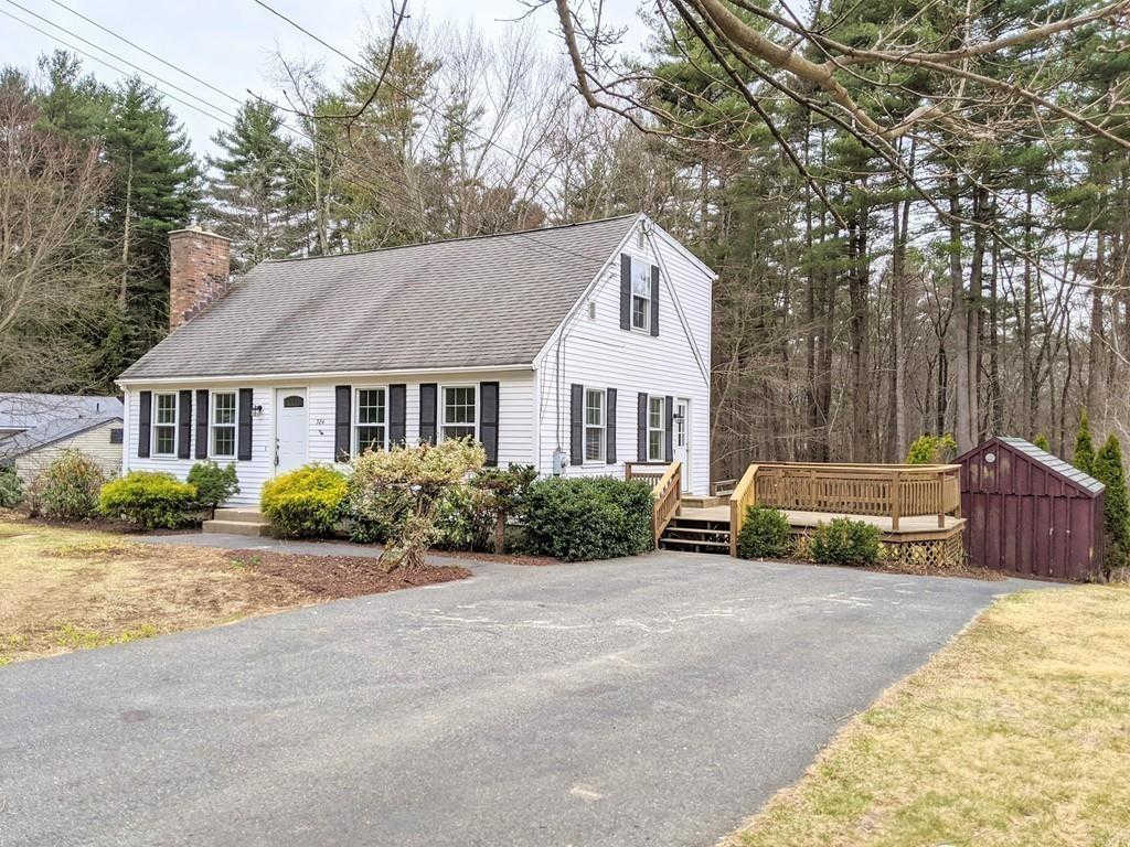 384 Mashapaug Rd, Holland, MA 01521 is now new to the market!