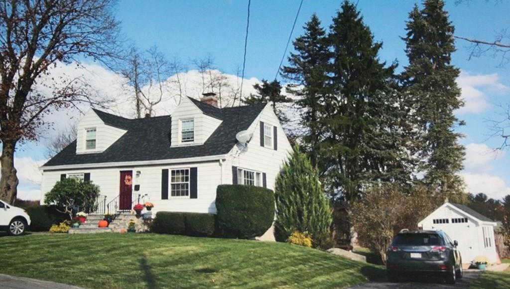 16 Goulding Dr, Auburn, MA 01501 is now new to the market!