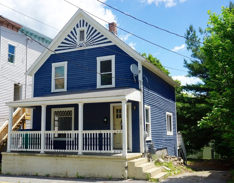 105 Cedar St Fitchburg, MA 01420