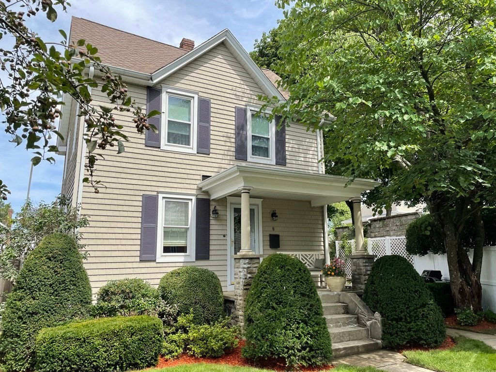 8 Lowell Ave Watertown, MA 02472