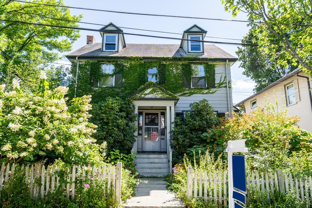 57 Raleigh Rd. Belmont, MA 02478
