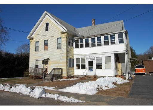 96 Chapel St, Warren, MA 01092 now has a new price of $134,900!
