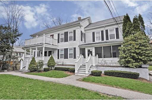 21 Baker St, Foxboro, MA 02035 is now new to the market!