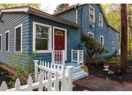 Another Property Sold - 32 Hurley Pl, Newton, MA 02459