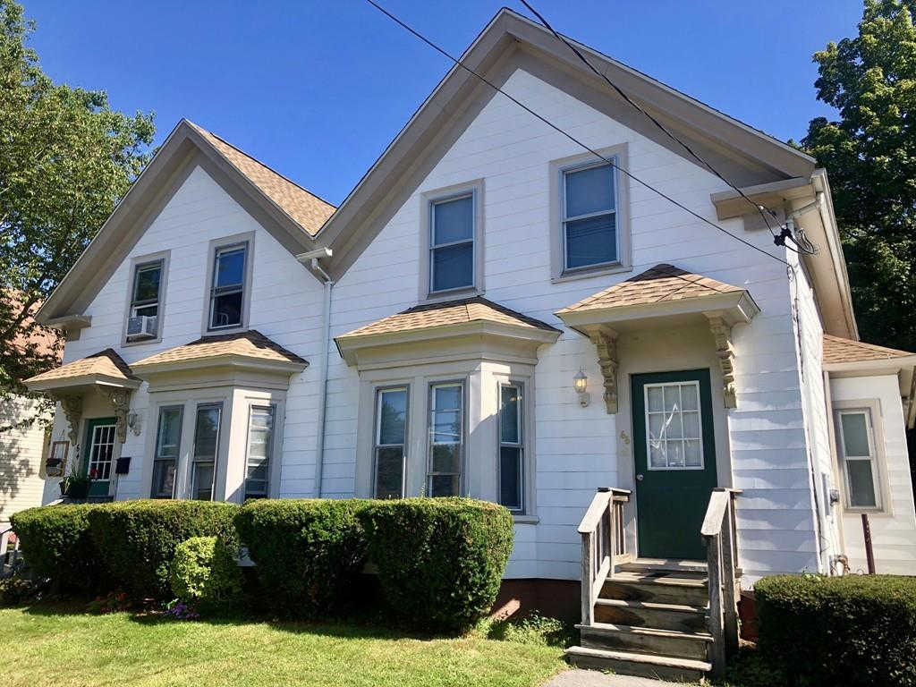 64 Union St, Bridgewater, MA 02324 is now new to the market!