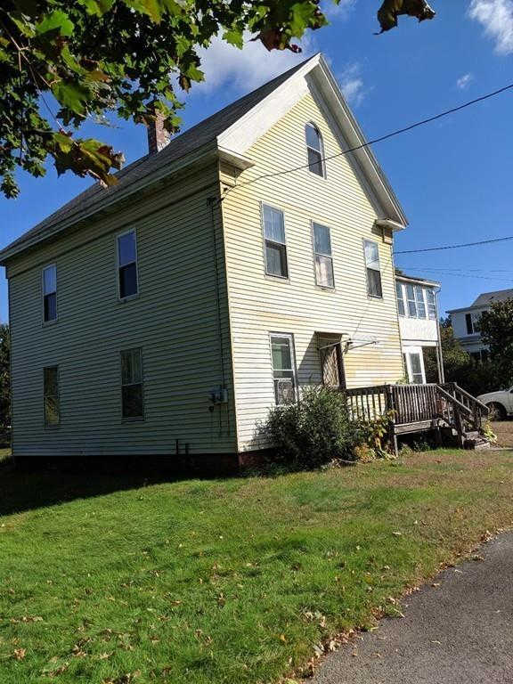 96 Chapel St, Warren, MA 01092 now has a new price of $119,900!