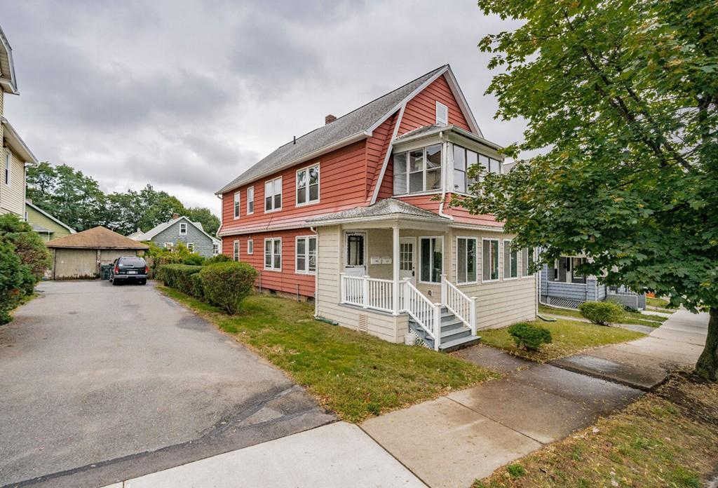 447 Carew Street, Springfield, MA 01104 is now new to the market!