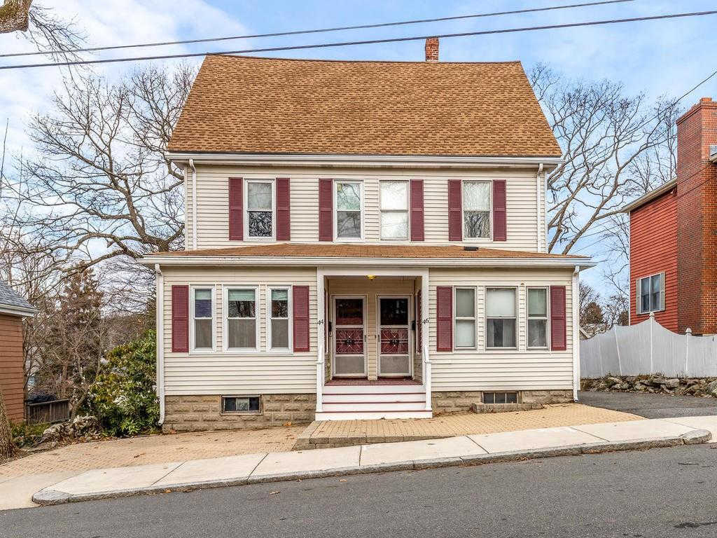 Another Property Sold - 44 Gordon Street, Malden, MA 02148