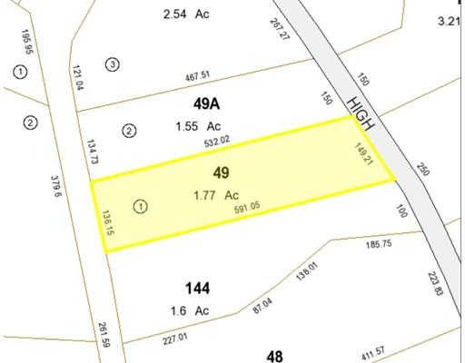 Another Property Sold - Lot 1 High St, Ashburnham, MA 01430