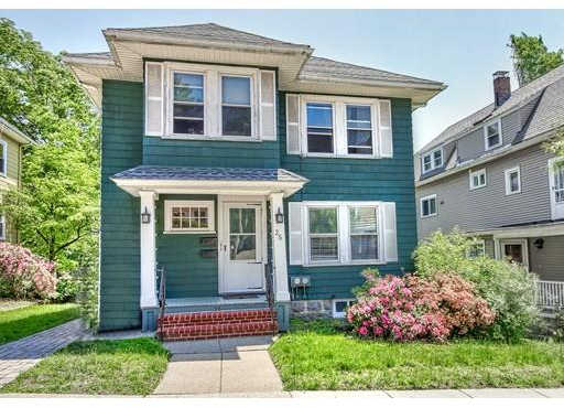 Another Property Sold - 25 Edgemont St #1, Boston, MA 02131