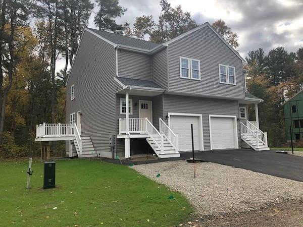 55 Hamlen #4-B (Left), Taunton, MA 02780 is now new to the market!