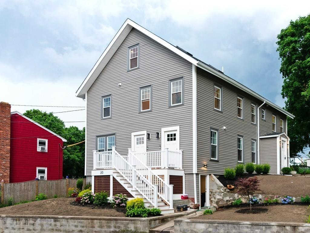 20 Williams Ave #1, Boston, MA 02136 is now new to the market!