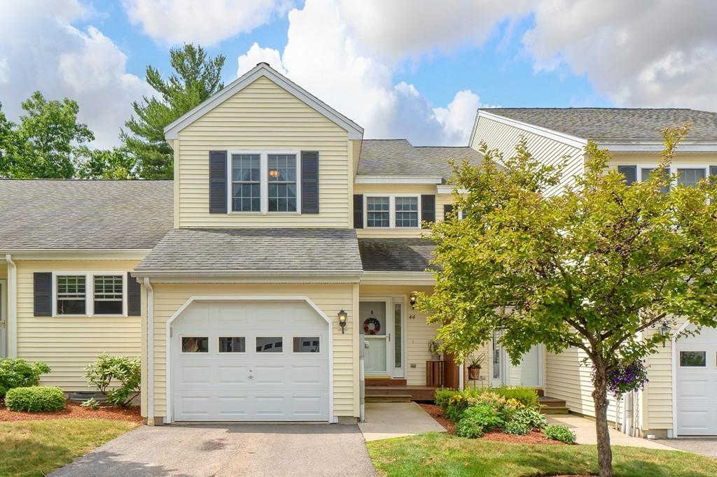44 Belgian Way #44, Fitchburg, MA 01420 is now new to the market!