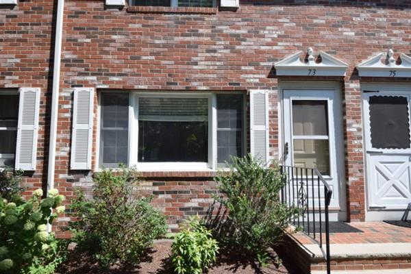 73 Robins Street #73-9, East Bridgewater, MA 02333 is now new to the market!