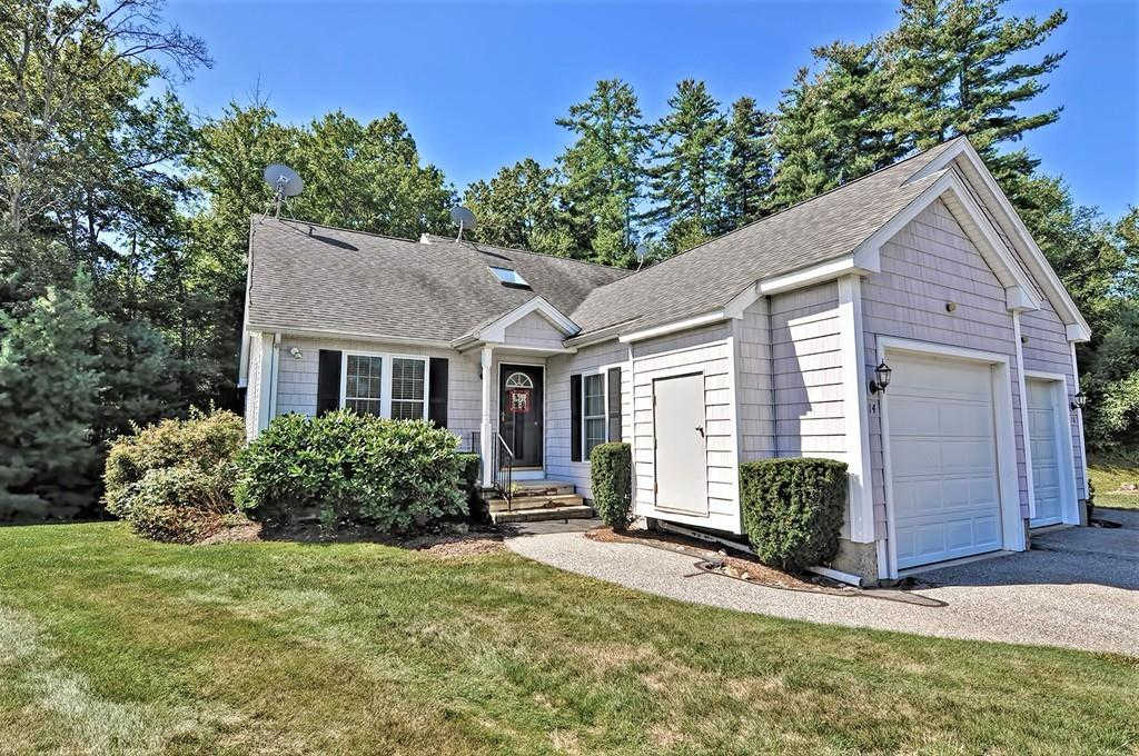 14 Hitchin Post Ln #14, Uxbridge, MA 01569 is now new to the market!
